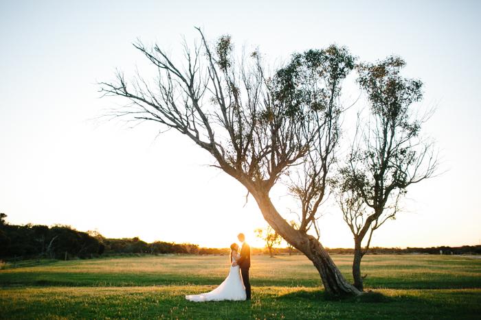 Busselton barn wedding