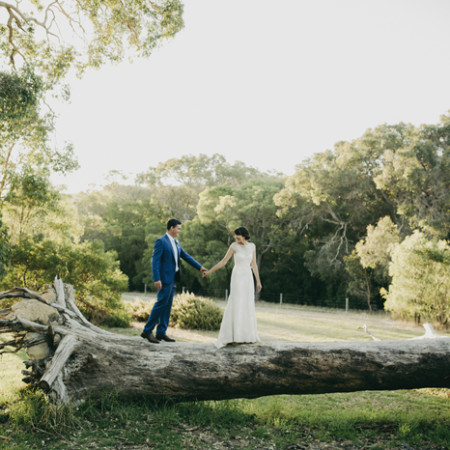 Boranup Forest Wedding